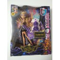Clawdeen Wolf Monster High 13 deseos - NUEVO