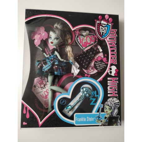 Frankie Stein - Monster High Sweet 16 - NUEVA
