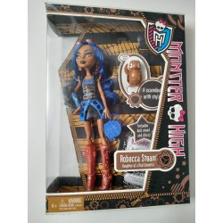 Robecca Steam - Monster High Diario Secreto - NUEVA