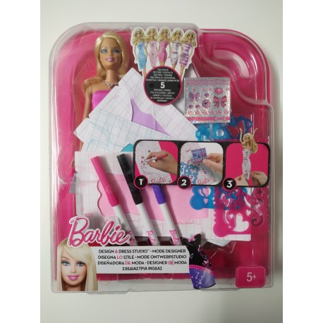 Barbie Diseñadora de Moda - NUEVO caja IMPECABLE