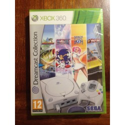 DREAMCAST COLLECTION XBOX 360 -Nuevo Precintado