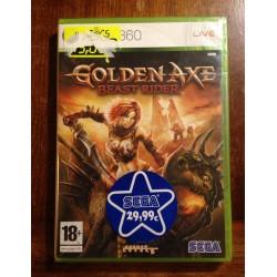 GOLDEN AXE : BEAST RIDER XBOX 360 - Nuevo Precintado