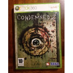 CONDEMNED 2 XBOX 360 - Usado, completo