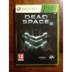 DEAD SPACE 2 XBOX 360 - Usado, completo