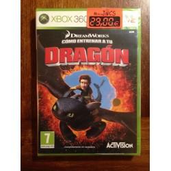 COMO ENTRENAR A TU DRAGON XBOX 360 - Nuevo Precintado