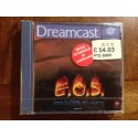 E.O.S. Exhibition of Speed - Dreamcast - Nuevo Precintado . Caja Rota