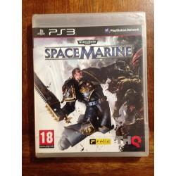SPACE MARINE PS3 - Nuevo Precintado