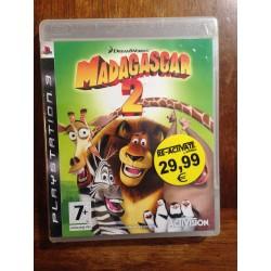 MADAGASCAR 2 PS3 - Nuevo Precintado