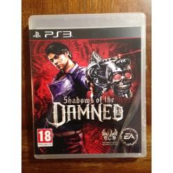 SHADOW OF THE DAMNED PS3 - Nuevo con precinto casi roto