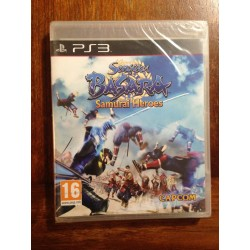 SENGOKU BASARA : Samurai Heroes PS3 - Nuevo Precintado