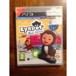 EYE PET MOVE EDITION PS3 - Nuevo precintado