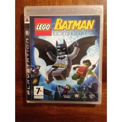LEGO BATMAN PS3 - Nuevo Precintado