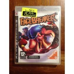FaceBreaker PS3 -Nuevo Precintado