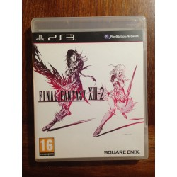 FINAL FANTASY XIII PS3 -Usado, completo , impecable