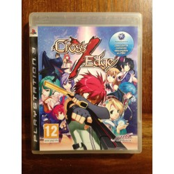 CROSS EDGE PS3 - Usado,completo, cd impecable