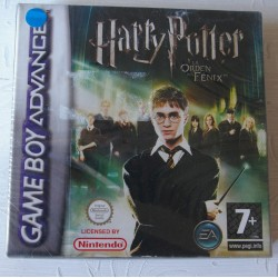 HARRY POTTER Y LA ORDEN DEL FENIX GAME BOY ADVANCE -Nuevo Precintado