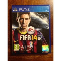 FIFA 14 PS4 - Usado, completo