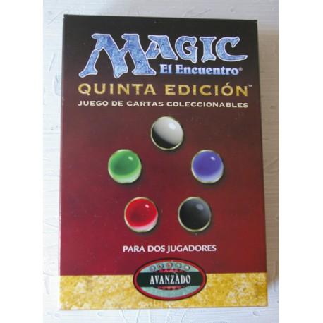 MAZO DE MAGIC QUINTA EDICION - Nuevo