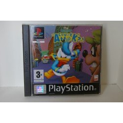 DISNEY DONALD COUAK ATTACK PSX -usado