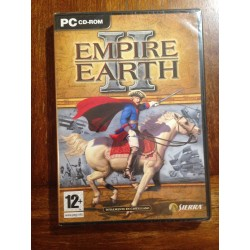 EMPIRE EARTH II PC - Nuevo Precintado