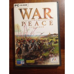 WAR and PEACE 1796-1815 PC - Usado,completo