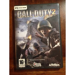 CALL OF DUTY 2 PC - Usado, completo