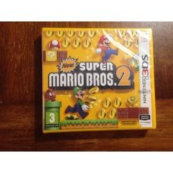 SUPER MARIO BROSS 2 NINTENDO 3DS - Nuevo Precintado