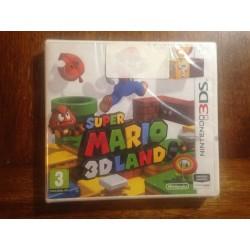 SUPER MARIO 3D LAND NINTENDO 3DS - Nuevo Precintado