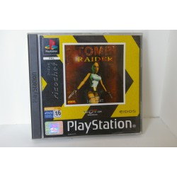 TOMB RAIDER PSX - Usado, cd impecable, con manual