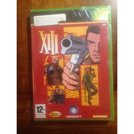 XIII XBOX - Nuevo Precintado