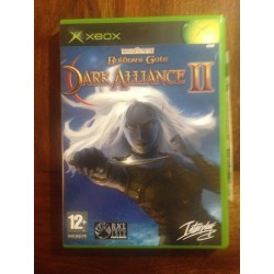 BALDUR´S GATE : DARK ALLIANCE XBOX - Usado, completo