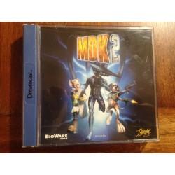 MDK 2 Dreamcast - Usado, completo, caja rota