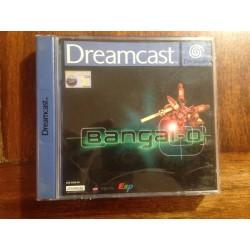 BANGAIO Dreamcast - Usado, completo