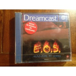 E.O.S. Exhibition of Speed - Dreamcast