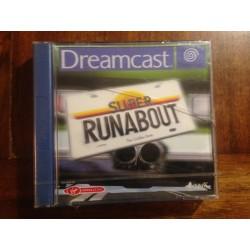 SUPER RUNABOUT DREAMCAST DC - Nuevo precintado, caja rota