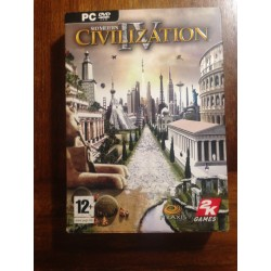 CIVILIZATION IV Sid Meier´s PC - COMPLETO