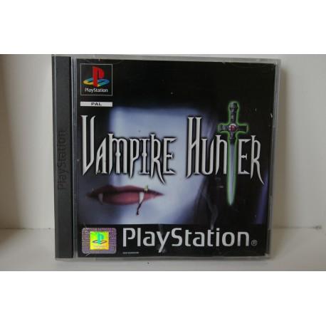 VAMPIRE HUNTER 3D PSX