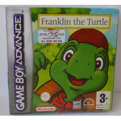 FRANKLIN THE TURTLE GAME BOY ADVANCE - Nuevo Precintado