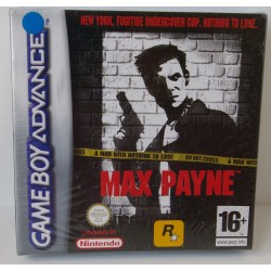 MAX PAYNE GAME BOY ADVANCE - Nuevo Precintado