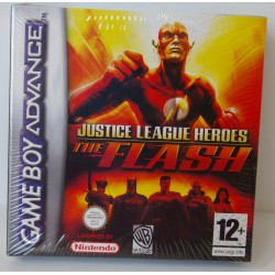 THE FLASH - JUSTICE LEAGUE HEROES GAME BOY ADVANCE - Nuevo Precintado
