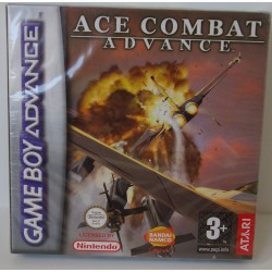 ACE COMBAT ADVANCE - GAME BOY ADVANCE -Nuevo Precintado