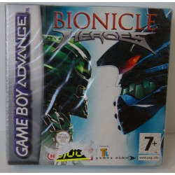 BIONICLE HEROES GAME BOY ADVANCE - Nuevo Precintado
