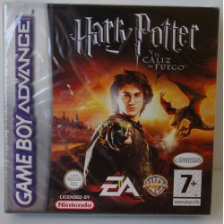 HARRY POTTER Y EL CALIZ DE FUEGO - GAME BOY ADVANCE - Nuevo