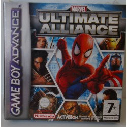 MARVEL ULTIMATE ALLIANCE GAME BOY ADVANCE -Nuevo Precintado