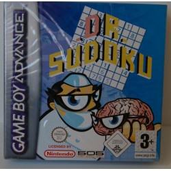 DR. SUDOKU GAME BOY ADVANCE