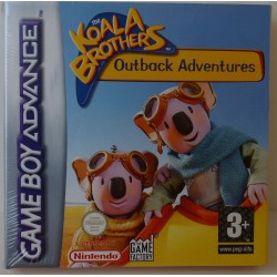 KOALA BROTHERS GAME BOY ADVANCE