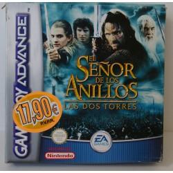 EL SEÑOR DE LOS ANILLOS : LAS DOS TORRES GAME BOY ADVANCE - Nuevo