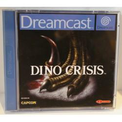 DINO CRISIS DREAMCAST -Usado, impecable, Caja rota