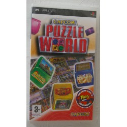CAPCOM PUZZLE WORLD PSP - Nuevo Precintado - New Sealed