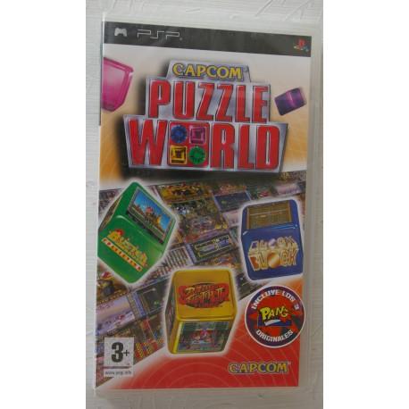 CAPCOM PUZZLE WORLD PSP - Nuevo Precintado - New Sealed